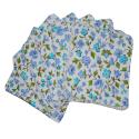 Lingettes Fleurs bleues TDN 19200216